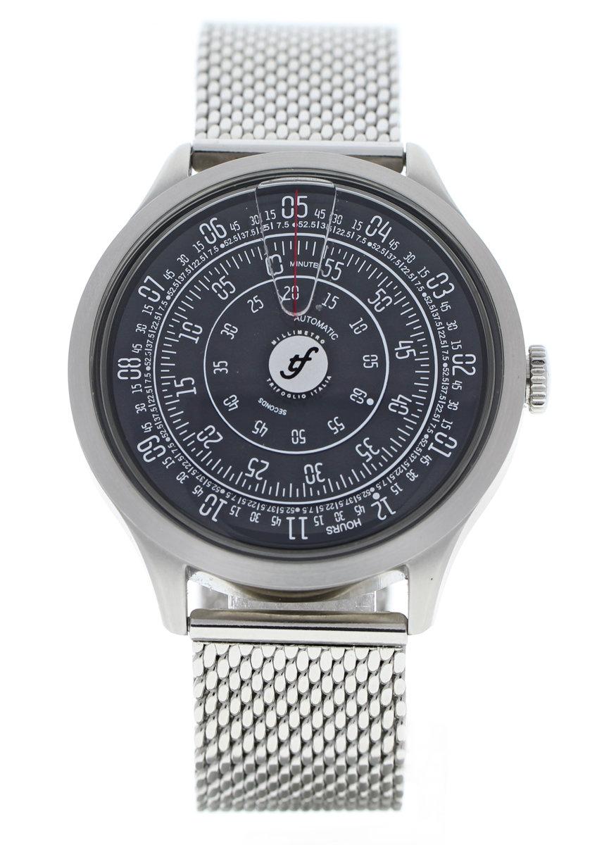 TORIFOGLIO トリフォグリオ ミリメトロ ML0000SSBK 腕時計【正規品】【送料無料】