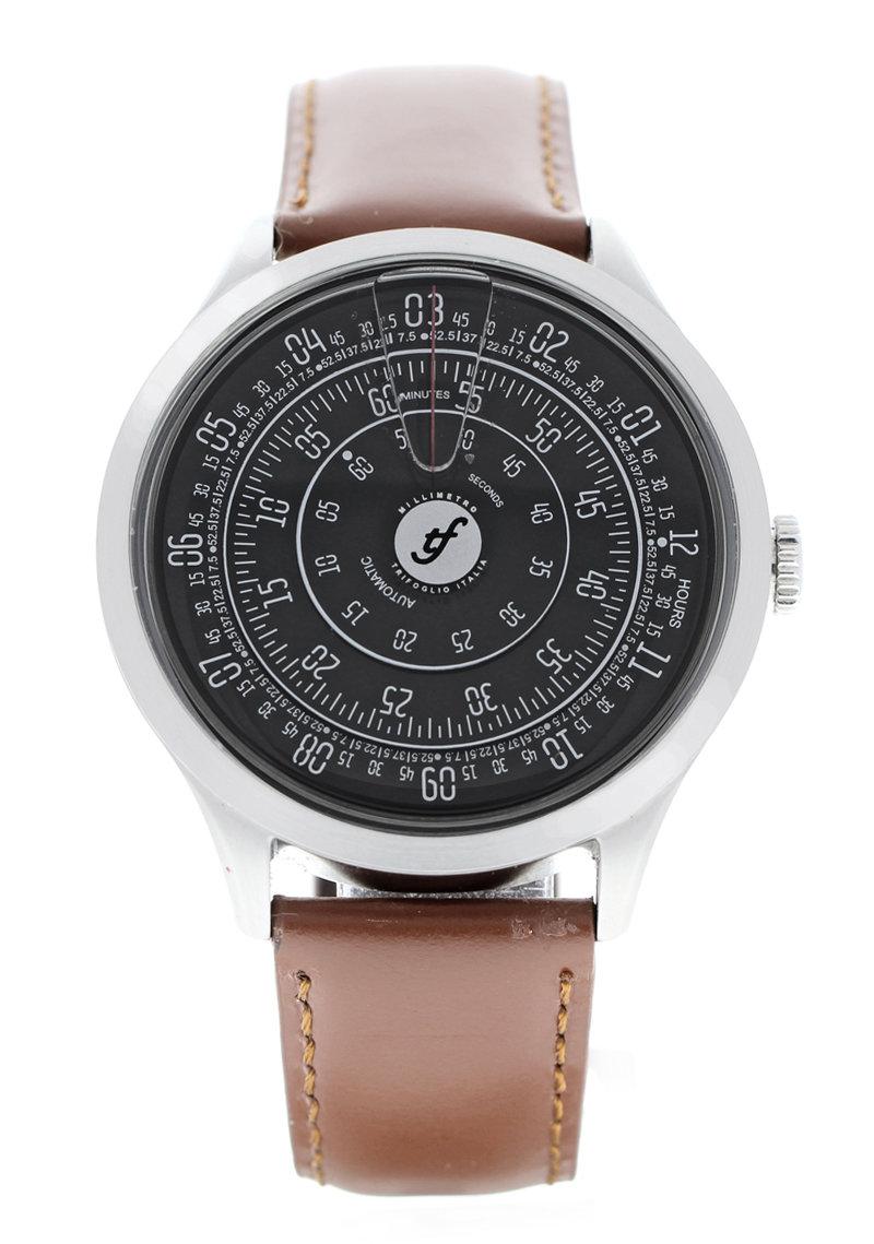 TORIFOGLIO トリフォグリオ ミリメトロ ML121SSBK 腕時計【正規品】【送料無料】