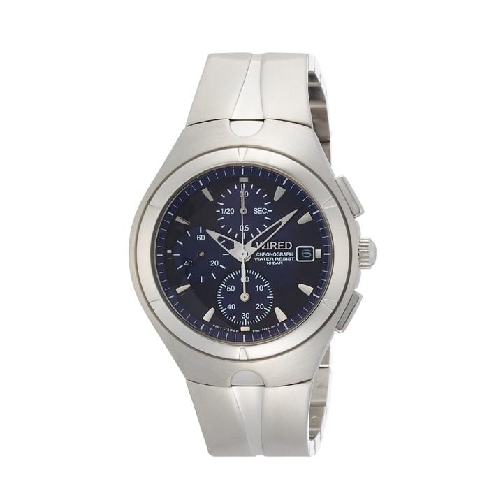 セイコー ワイアード SEIKO WIRED 15周年記念 初代クロノグラフ リメイク 限定モデル 腕時計 メンズ AGAV115【セイコー ワイアード 】【送料無料】