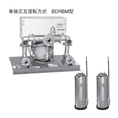 エバラ 定圧水中給水ユニット 三相 200V 40BDRBM353.7A 地上部(ハーフユニット)