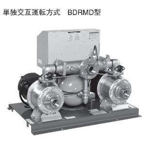 エバラ 定圧給水ユニット 三相 200V 40BDRME51.5 単独交互運転方式