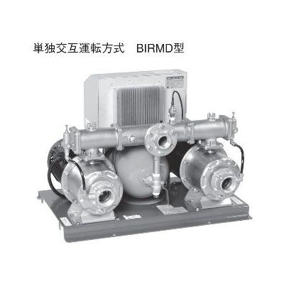 エバラ 吐出し圧力一定給水ユニット(減圧弁方式) 三相 200V 40BIRME53.7B 単独交互運転方式