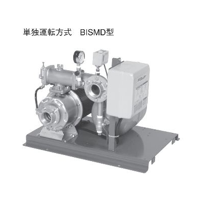 エバラ 吐出し圧力一定給水ユニット(減圧弁方式) 単相 100V 32BISME5.4S 単独運転方式