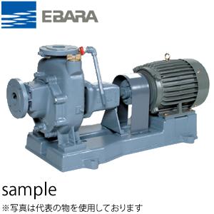エバラ 自吸式多段ポンプ 三相 200V 65mm 65FMQ357.5B