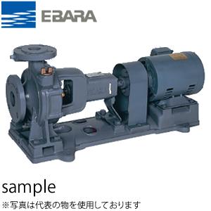 エバラ 片吸込渦巻ポンプ 三相 200V 80x65mm 80x65FS2G57.5E 標準仕様(メカニカルシール形) 2極