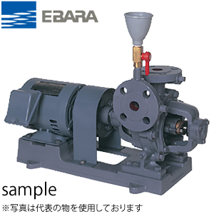 エバラ 高圧渦流ポンプ 三相 200V 25mm 25RKE5.75B