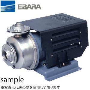 エバラ ステンレス製渦巻ポンプ 三相 200V 40mm 40SCD5.75B
