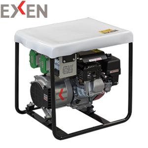 エクセン 高周波軽量発電機 HAG122MH[配送制限商品]