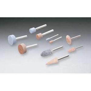 クレトイシ 軸付砥石 SGM021 13X25X6X40 SG60P (50枚)