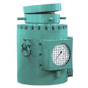 大阪ジャッキ製作所 載荷試験用油圧ジャッキ BHL-100