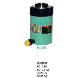 大阪ジャッキ製作所 EC形中空ジャッキ EC12S7.5