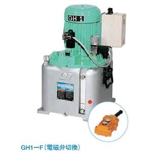 大阪ジャッキ製作所 G形油圧ポンプ GH1-F