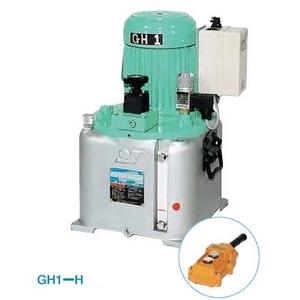 大阪ジャッキ製作所 G形油圧ポンプ GH1-H