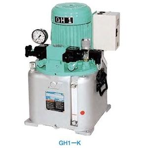 大阪ジャッキ製作所 G形油圧ポンプ GH1-L