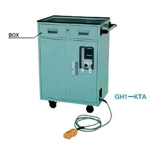 大阪ジャッキ製作所 トルクレンチ用電動ポンプ GH1-KTB