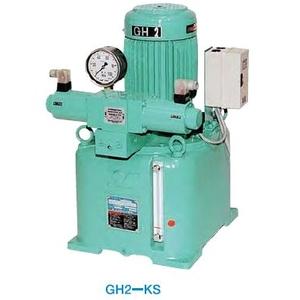大阪ジャッキ製作所 G形油圧ポンプ GH2-LS