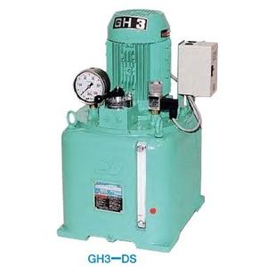 大阪ジャッキ製作所 G形油圧ポンプ GH3-DS