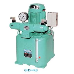 大阪ジャッキ製作所 G形油圧ポンプ GH3-LS