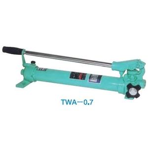 大阪ジャッキ製作所 TWA形手動ポンプ TWA-0.7