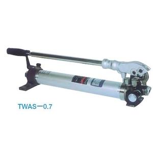大阪ジャッキ製作所 水圧手動ポンプ TWAS-0.7