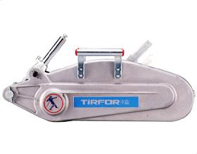 チルコーポレーション (TIR) 手動チルホール T-35 ワイヤロープ 10m付