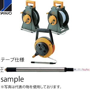 Yamayo测量仪器百万绳索水位计RWM10M 10m纤维制造卷尺