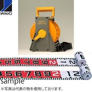 ヤマヨ測定器 R15A30M リボンロッド両サイド150E1 ケース入 ヤマヨ測定器 30m R15A30M 30m 遠距離用現場記録写真用巻尺, 九谷焼 ほんだ:4400b976 --- sunward.msk.ru