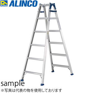 ALINCO(アルインコ) ステップ幅広アルミ兼用脚立 MXA-180W [個人宅配送一部不可]