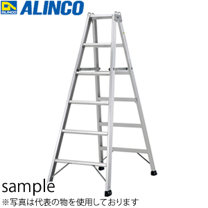ALINCO(アルインコ) アルミ製 専用脚立 BSA-240A [個人宅配送一部不可]