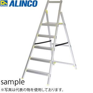 ALINCO(アルインコ) アルミ製 上わく付踏台 CCST-100 [配送制限商品]