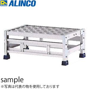 ALINCO(アルインコ) 組立式作業台 CMT-126S 1段タイプ ステンレス金具仕様 天板高さ C:250mm