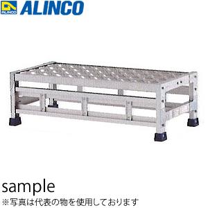 ALINCO(アルインコ) 組立式作業台 CMT-128S 1段タイプ ステンレス金具仕様 天板高さ C:250mm