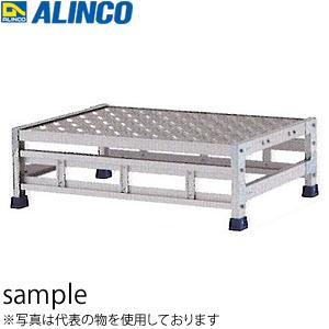 ALINCO(アルインコ) 組立式作業台 CMT-128WS 1段タイプ ステンレス金具仕様 天板高さ C:250mm