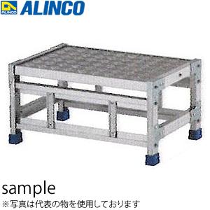 ALINCO(アルインコ) 組立式作業台 CMT-136S 1段タイプ ステンレス金具仕様 天板高さ C:300mm