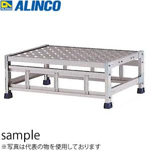 ALINCO(アルインコ) 組立式作業台 CMT-138WS 1段タイプ ステンレス金具仕様 天板高さ C:300mm