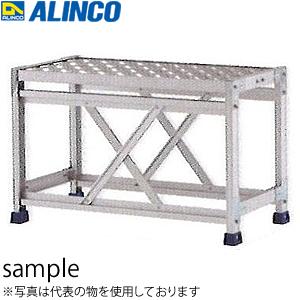 最高 ALINCO(アルインコ) 組立式作業台 天板高さ CMT-158S 1段タイプ ステンレス金具仕様 1段タイプ 天板高さ C:500mm C:500mm, 花園村:abd0dabf --- totem-info.com