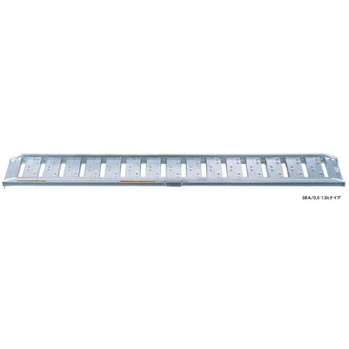 ALINCO(アルインコ) アルミブリッジ SBA-300-40-1.2 2本セット [個人宅配送一部不可][送料別途お見積り]