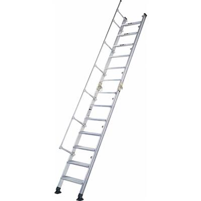 ALINCO(アルインコ) アルミ製 階段はしご HC-40 [個人宅配送不可]