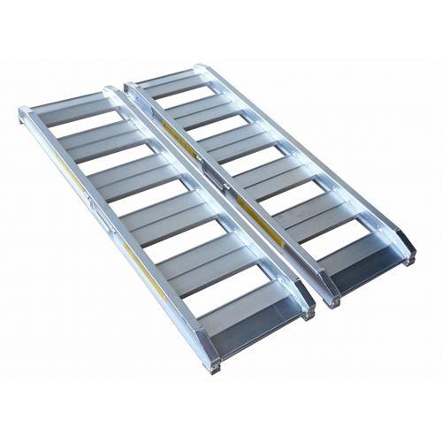 アルミス(ALUMIS) アルミブリッジ 2本セット ABS-120-30-1.0