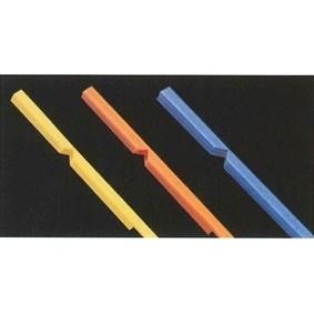 アラオ ガード隊ロングパーツ 1100×1400用 黄色 40本入