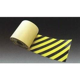 アラオ トラクッションロール 4t×240w×10m巻 黄/黒 2巻入