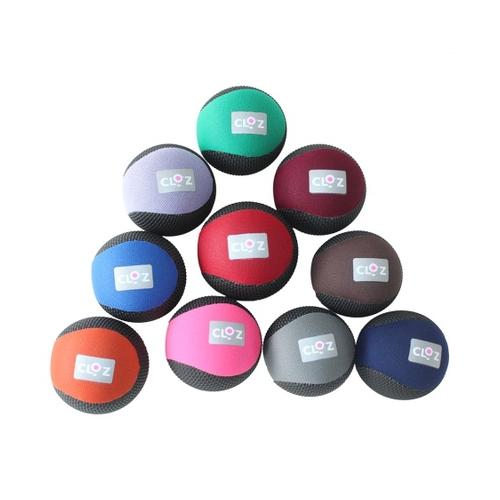 アズワン クロッツ やわらか健康ボール 丸型 10色セット HC-035 1ケース(10個入り) [61-9950-83]