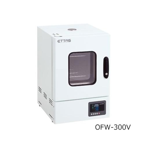 アズワン ETTAS 定温乾燥器(タイマー仕様・強制対流方式) 窓付きタイプ 左扉 1台 [1-2126-21]