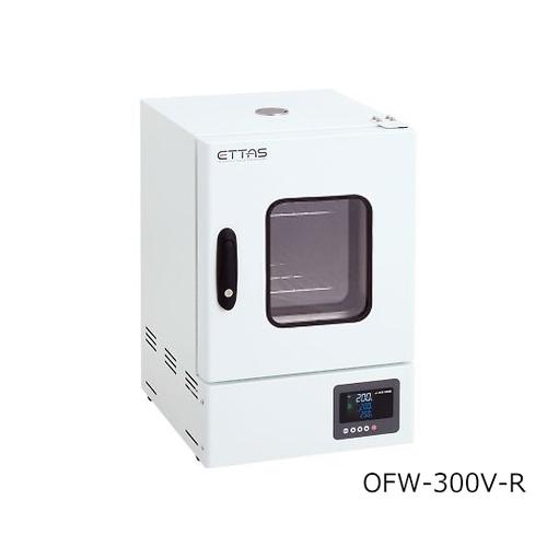 アズワン ETTAS 定温乾燥器(タイマー仕様・強制対流方式) 窓付きタイプ 右扉 1台 [1-2126-24]