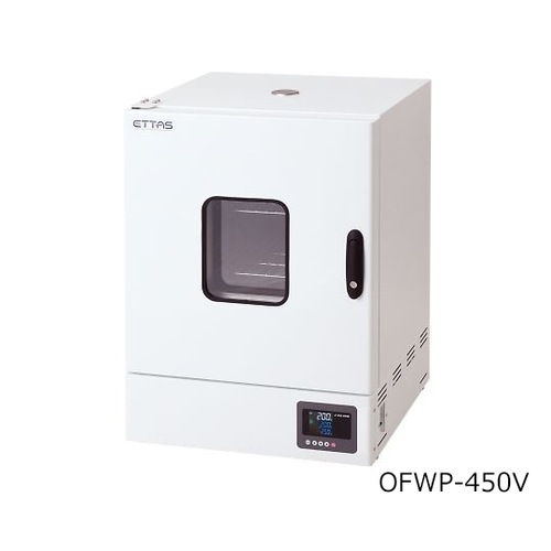 アズワン 定温乾燥器(プログラム仕様・強制対流方式) 窓付きタイプ 左扉 出荷前点検検査書付 1台 [1-2126-32-22]
