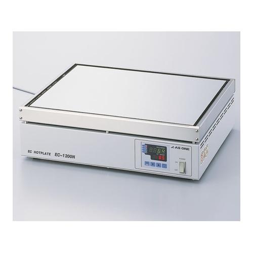 アズワン プログラムホットプレートEC1200NP 1台 [1-6099-01]