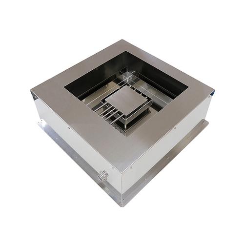 アズワン ホットプレート 800℃ 安全カバー付 250×250mm 1個 [3-7074-21]