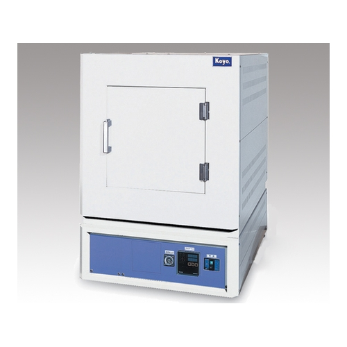 アズワン ボックス炉 プログラム制御 400~1200℃ 600×750×850mm 1台 [1-7895-11] [個人宅配送不可][送料別途お見積り]