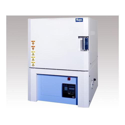 アズワン ボックス炉 プログラム制御 800~1650℃ 510×600×650mm 1台 [1-7895-14] [個人宅配送不可][送料別途お見積り]
