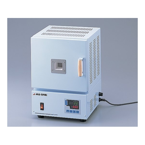アズワン 窓付きプログラム電気炉 120×170×100mm 1台 [1-8991-01]